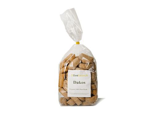 Dakos (Organic Mini Rye Rusks)