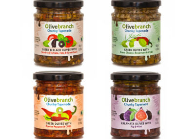 Chunky Olive Tapenade