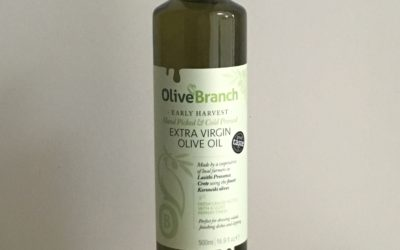 New Labels for our Extra Virgin Olive Oil
