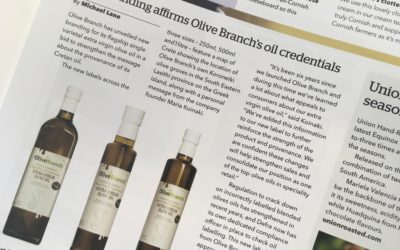Featured in Fine Food Digest